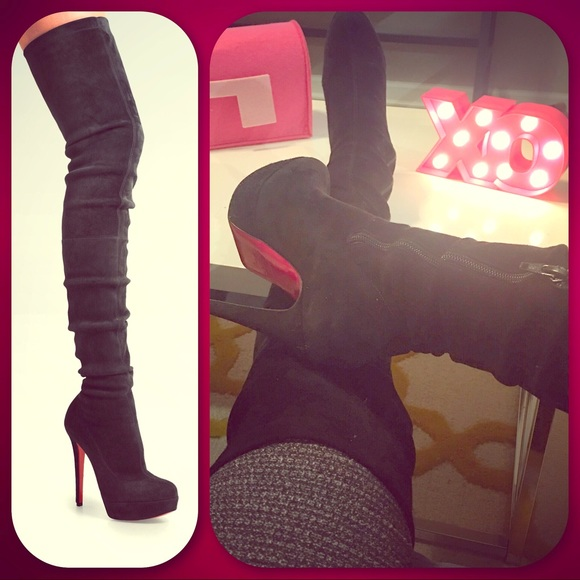 on sale 71f1d e36c1 Over the knee boots